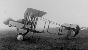 Aircraft of World War 1