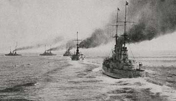 Battleships of World War 1