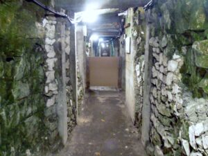 Vimy Ridge Tunnels