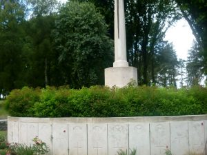 Newfoundland Park Hunters Cemetery